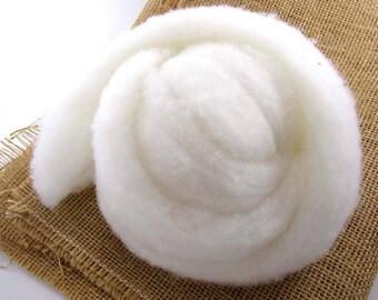 Targhee Wool Roving and Top