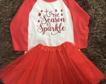 Tis the Season to Sparkle with Tutu