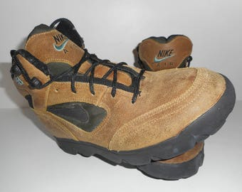 Vintage 90s 1994 Nike Air ACG Boots Size 8 (940608-ID)