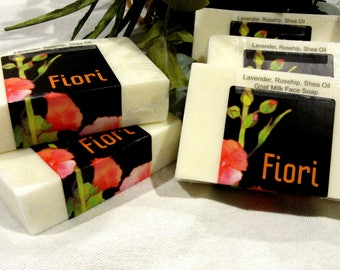 Lavender & Rose Hips with Shea Butter Facial Bar