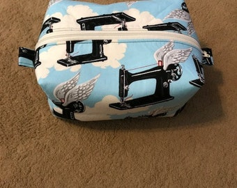 Toiletry/Makeup Bag - When Machines Fly!