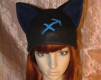 Sagittarius Cat Hat