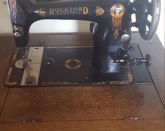 1900's Westinghouse Sewing Machine.