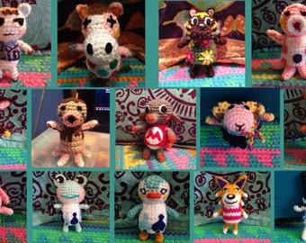 Custom Animal Villager - Animal Crossing