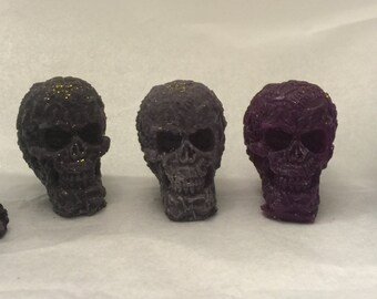 Skull wax melt TARTS wax melts set of 6