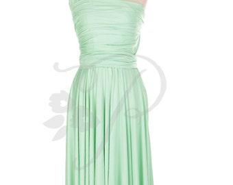 Seafoam green dress | Etsy