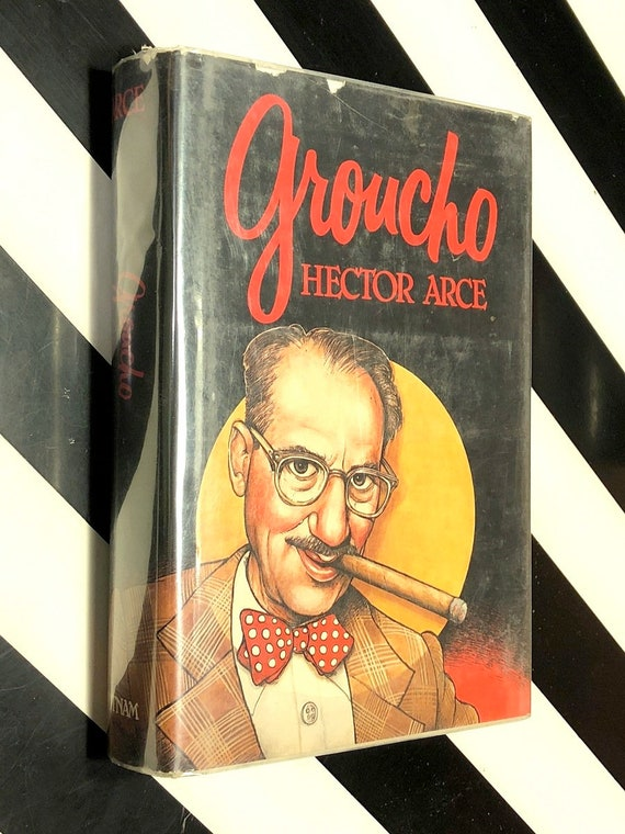 Groucho by Hector Arce (1979) first edition book