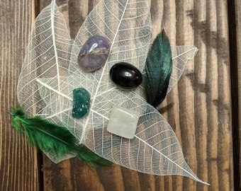 Crystal healing for Loss (Grief)