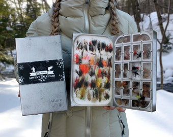 Fly Fisherman's Advent Calendar