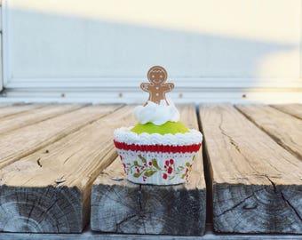 Gingerbread Cupcake (FAKE)