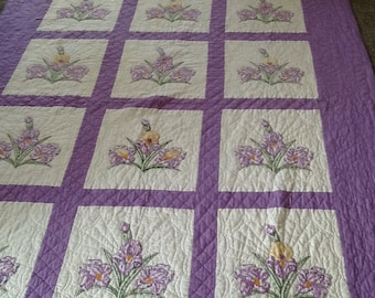 quilts linda photo quilt purple best photos quilting nicola york cartwheel foreman images park pinterest on by new montana beauty quiltinspire