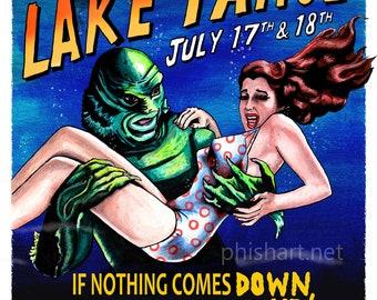 Phish Lake Tahoe 2018