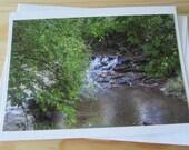 Line Creek Waterfall II Photography