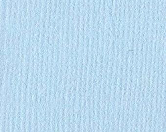 Scrapbooking paper Bazzill textured canvas Starmist 30 x 30 cm - Ref 11110706 - until the stock!