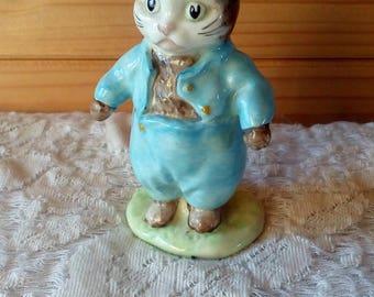 Beatrix Potter's 'Tom Kitten'