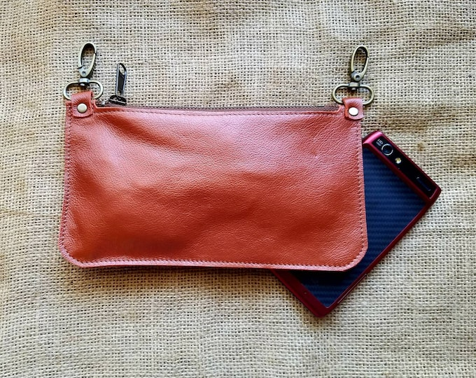 HipBag / HipClutch/ FannyPouch / JeanPouch