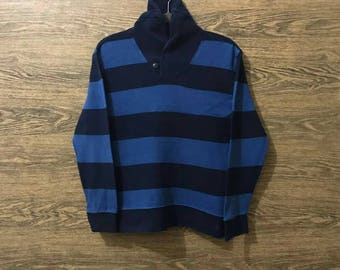 Sale Rare Gap kids long sweatshirt/Stripe design/Nice design/Size on tag XL (12)