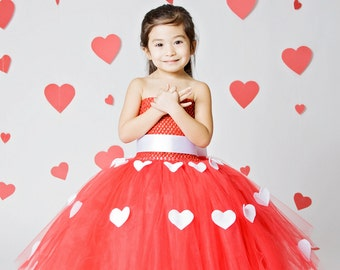 Miss Valentine tutu dress