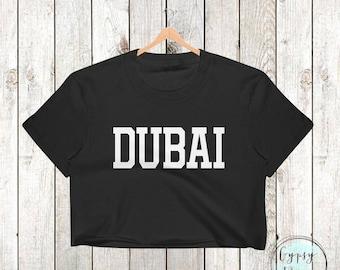 DUBAI Crop Top