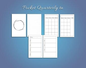 Pocket Quarterly TN