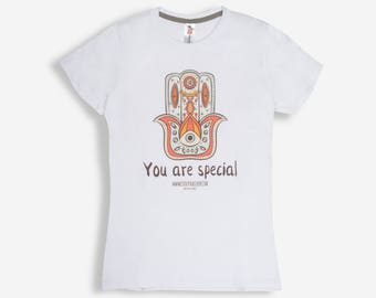 "Women's T-shirt: ""You are Special"""