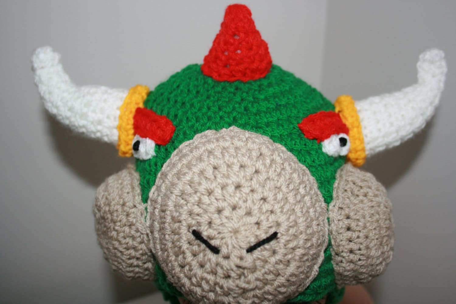 Perfect Bowser Crochet Pattern Mold - Sewing Pattern for Wedding ...