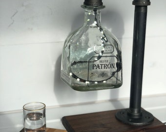 Patron Tequila Lamp