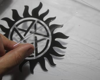 Decal - Anti Possession Symbol