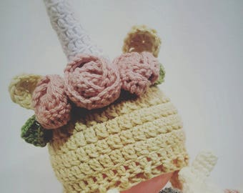 Unicorn & Deer Hat