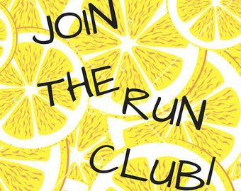 Join the RUN CLUB! Become a VIP. Free Shipping. Choose Your Subscription Duration. Save Money!