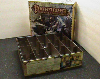 Pathfinder Adventure Card Game , Box Organizer Insert Divider