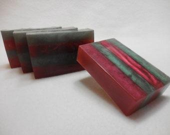 Apple Soap - Cinnamon Apple Soap - Cinnamon Soap - Orange Soap - Orange Cinnamon Soap - Fall Soap - Glycerin Soap - Moisturizing Soap