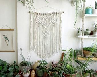 Large Macrame Wall Hanging, Bohemian Macrame, Wall decor Woven, Wall Tapestry, Wall macrame, Home decor, Boho Wall Hanging, Macrame Tapestry