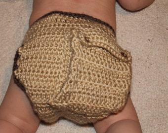 Fishing Vest Diaper Cover