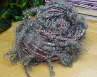 "Аrtyarn made of Merino Wool with curls.  ""Gotland"".  140gr, 25m."
