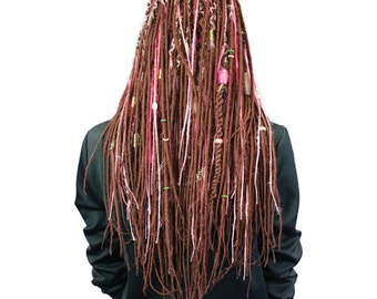 12 Thin Solid Dreads