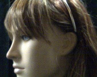 Sterling Silver Headband