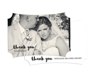 Boutique Thank You Card (25 pack)