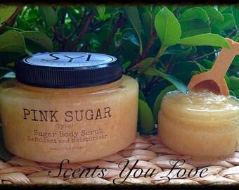 Pink Sugar (Type) Sugar Scrub