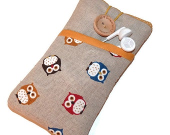 iPhone 7 case owls, iPhone SE, owls, iPhone 5 case, iPhone 6s Plus case,  iPhone 7 Plus case, iPod, owls iphone cover