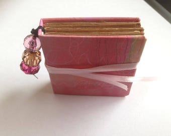 Tiny Journal Pink