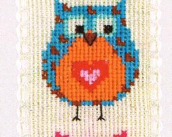 "Kit ""owls"" bookmark"