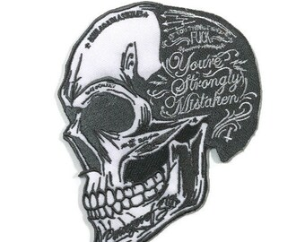Patch l Skull If u Think
