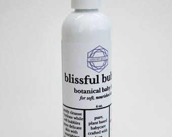 Blissful Bubbles Botanical Bubble Bath