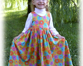 Classic Jumper Pattern - Child Size with FREE Video Tutorial by ModestyMatters