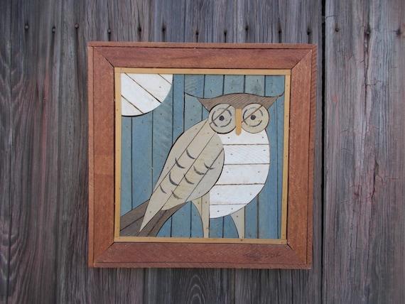 Theodore Degroot Owl Lath Art Austin Productions Lath Art