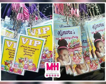 VIP Party Passes