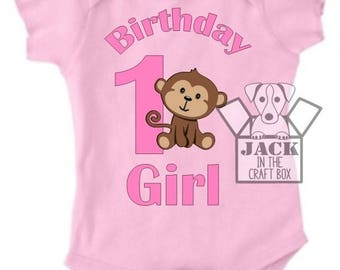 FIRST BIRTHDAY BABY - Boy or Girl - Baby Body Suit - Birthday - Great Gift - Special Baby - Girl Birthday