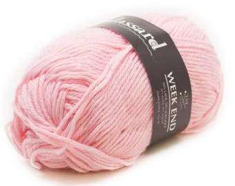 Weekend 3120 wool - 50 grams of Plassard
