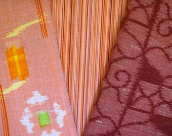 Vintage Japanese kimono fabric pack for craftwork patchwork quilting VP18